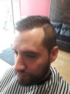 coiffure homme wavre